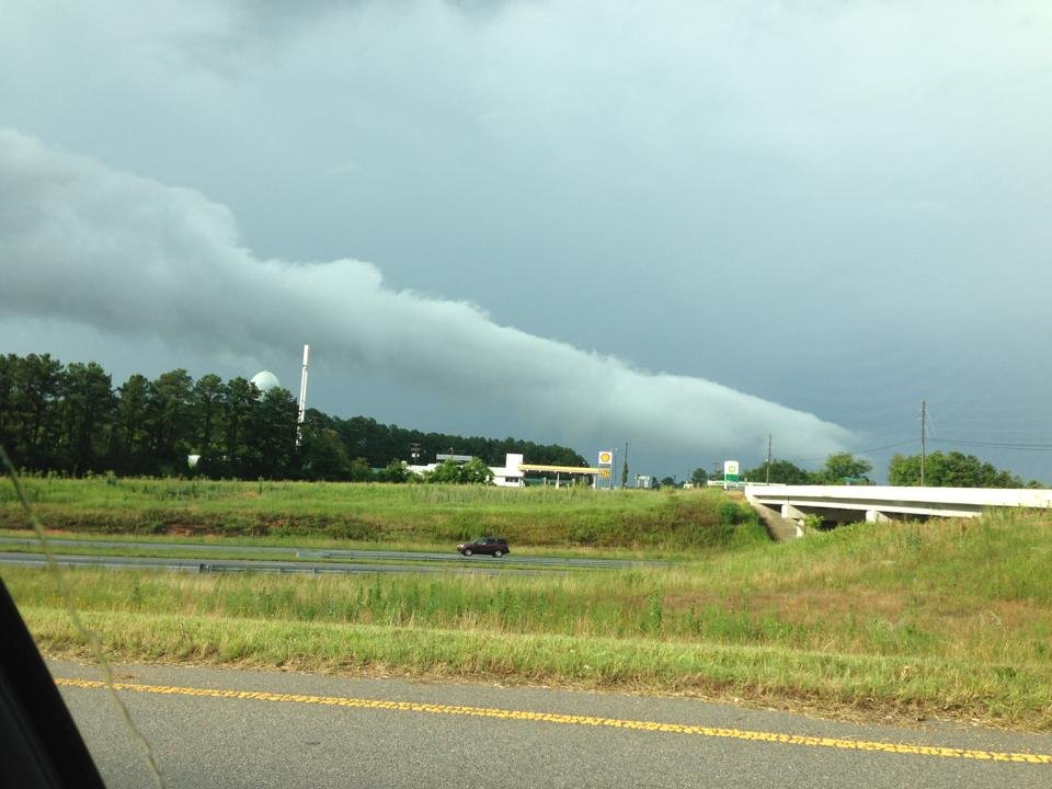 From Ruth in Newberry
