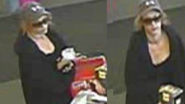 Police need assistance looking for this person of interest. (Greenville Police Dept.)