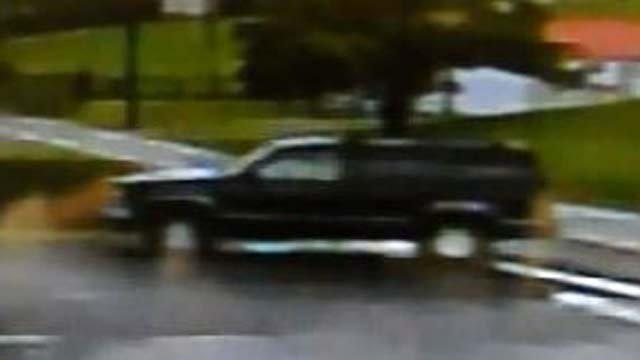 Deputies say he may have fled the scene in this vehicle. (July 2, 2013/Buncombe County Sheriff's Office)
