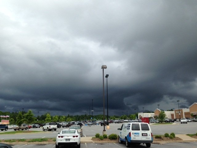 From Christie in Laurens
