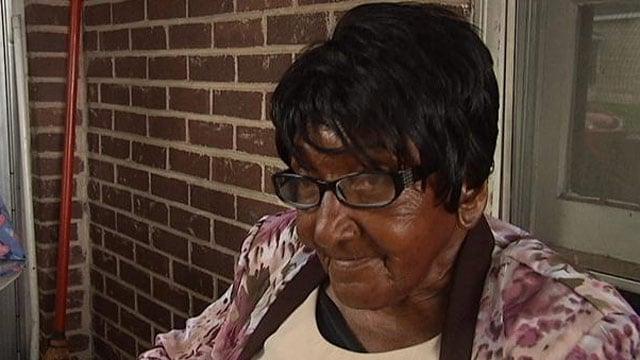 Margie Lindsey will be 113 on July 4. (July 3, 2013/FOX Carolina)