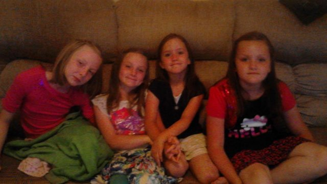 Lillian, 10, Minnie, 9, Carolina, 8, and Emily Bennett, 6, have not been seen since July 7. (Oconee Co. Sheriff's Office)
