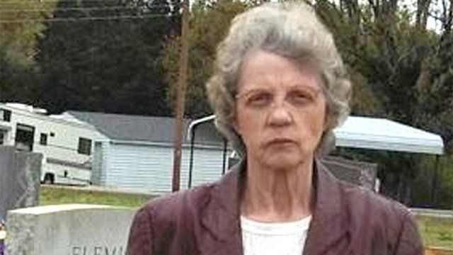 Officials search for Dorothy Madden. (Source: Laurens County Sheriff's Office)