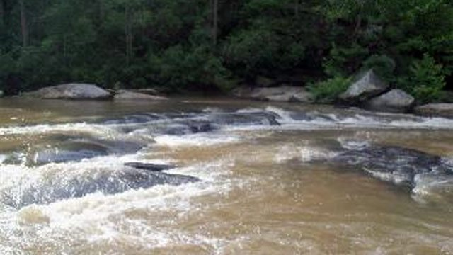 The Chattooga River runs from NC between GA and SC. (File/FOX Carolina)