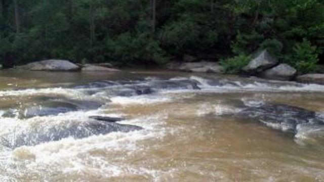 The Chattooga River runs from NC between GA and SC. (File/FOX Carolina)