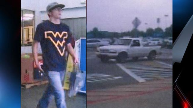 Spartanburg Co. deputies say they're looking for this man as a suspect in the graffiti vandalism case. (Source: Spartanburg Co. Sheriff's Office)