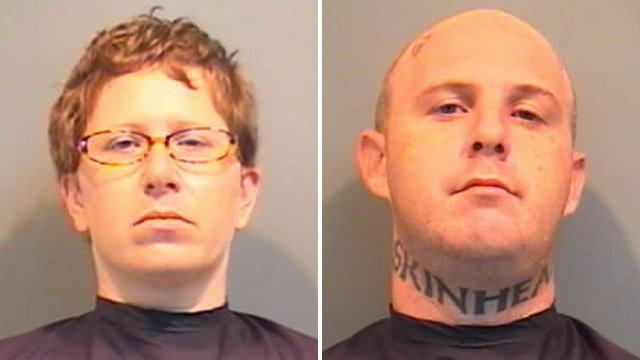 Christine and Jeremy Moody (Source: Union Co. Sheriff's Office)