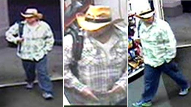 Greenville County deputies say this man tried to rob the CVS E. North St. (July 31, 2013/Greenville Co. Sheriff's Office)