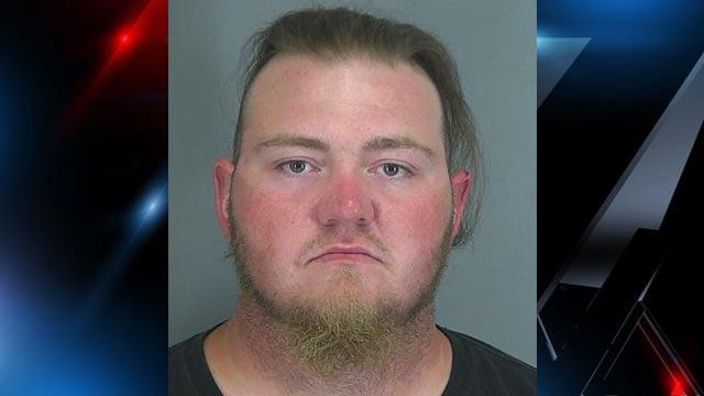 Travis Smith (Source: Spartanburg Co. Detention Center)