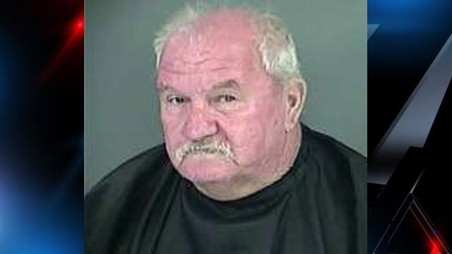 Donald Black (Source: Anderson Co. Sheriff's Office)