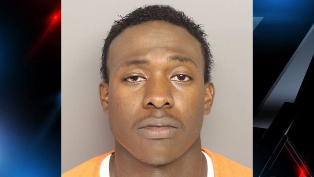 Shamar Sullivan (Source: Greenville Co. Sheriff's Office)