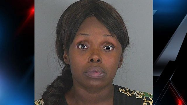 Sheilon Collier (Source: Spartanburg Co. Detention Center)