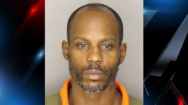 Earl Simmons, also known as DMX. (Source: Greer Police Dept.)