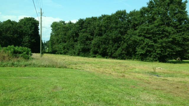 The body was found in this area in Gray Court. (Aug. 23, 2013/FOX Carolina)