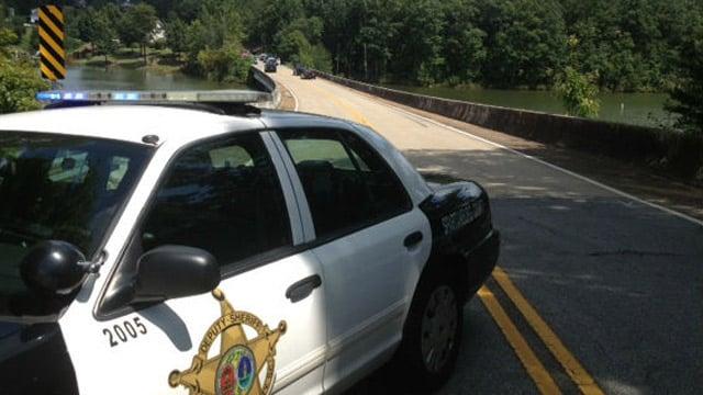 Deputies stopped his car on Casey Creek Rd. (Aug. 26, 2013/FOX Carolina)