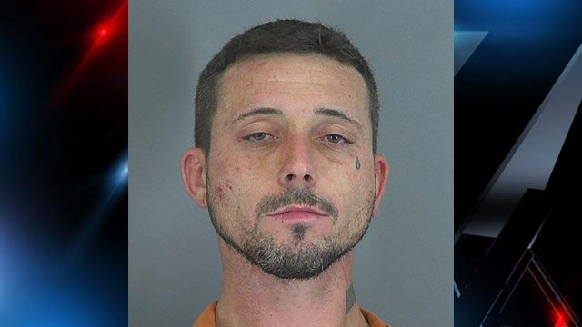 Chad Hollingsworth (Courtesy: Spartanburg County Sheriff's Office)
