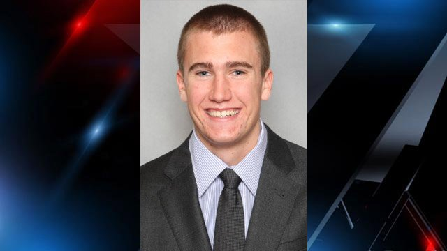 Seth Ryan is a walk-on wide receiver for Clemson. (Source: Clemson Univ. Athletics Office)