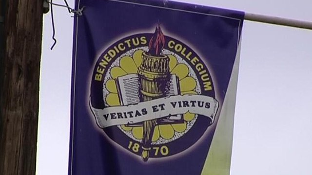 Benedict College is located in Columbia, SC. (Source: WIS-TV)