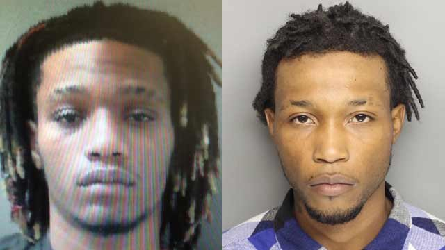 Tevis Johnson (L) and Terrance Johnson. (Source: Easley Police Dept.)