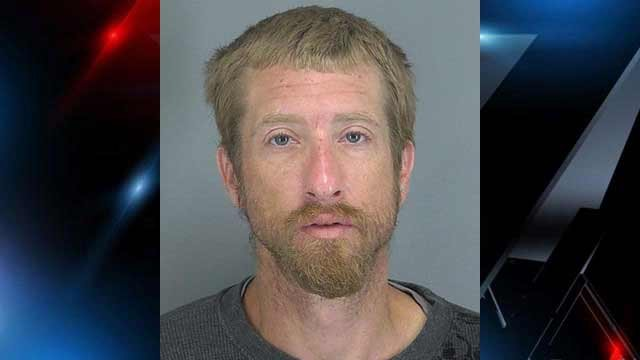 Peter Russell (Source: Spartanburg Co. Sheriff's Office)