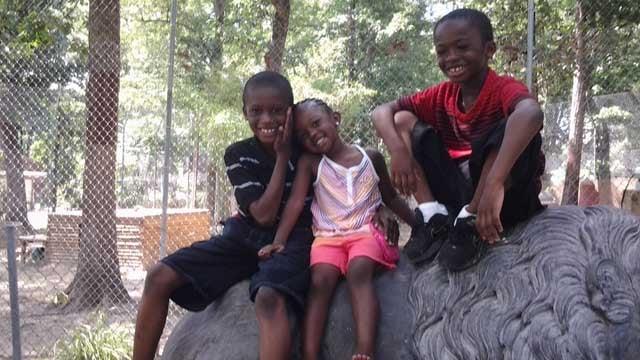 The Jackson children. (Source: Jackson family)
