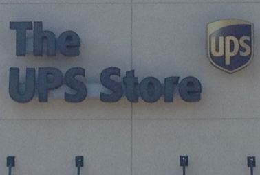Greenville Police investigate an armed robbery at the UPS store at 1140 Woodruff Road.