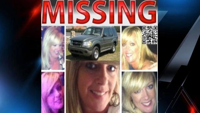 Misty Johnson missing from Greenville, SC (Source: missingpersonsalert.org)