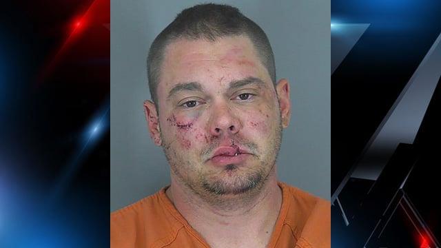 Matthew Gresham (Source: Spartanburg County Sheriff's Office)