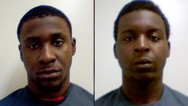 Karenta Brown (left) and Maudriquez Turner. (Source: Clemson Police Dept.)