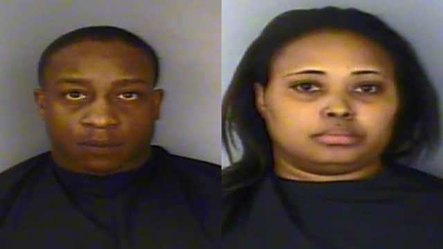 Karlin Foster and Astra Brooks (Source: Greenwood Sheriff's Office)