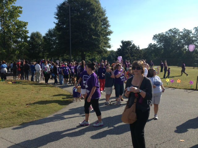 Spartanburg Walk to End Alzheimer's