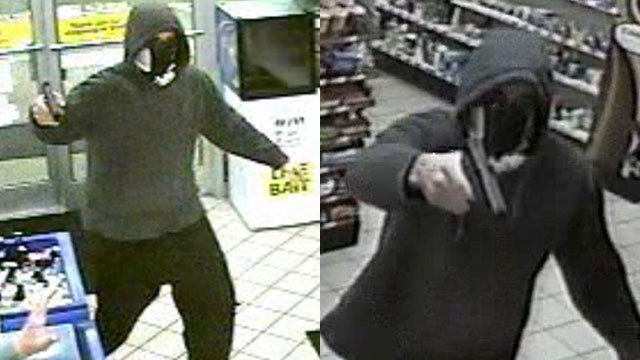 Surveillance pictures of the suspects. (Source: Buncombe Co. Sheriff's Office)