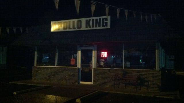 The Apollo King restaurant will soon close its doors. (Sept. 30, 2013/FOX Carolina)
