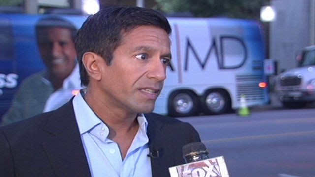 Dr. Sanjay Gupta talks with FOX Carolina about the Affordable Care Act. (Oct. 1, 2013/FOX Carolina)