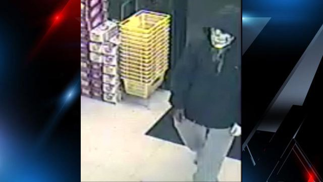 Deputies said this man robbed a Dollar General. (Source: Spartanburg Co. Sheriff's Office)