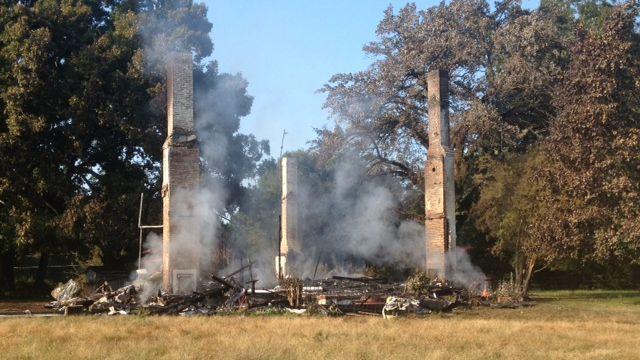 Anderson house fire (FOX Carolina)