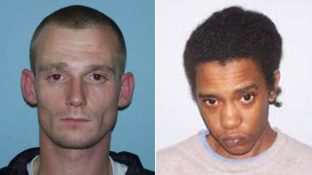 Rex Eversole (L) and Shana McElrath (Source: McDowell Co. Sheriff's Office)
