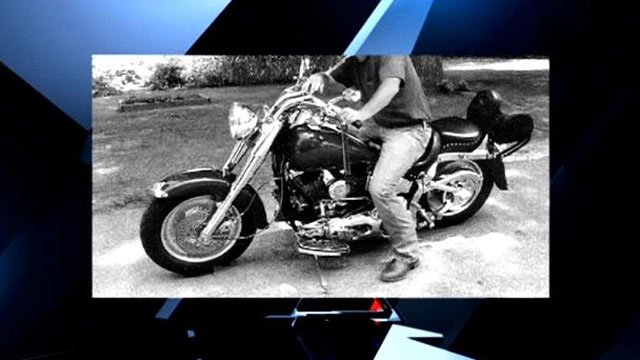 A Piedmont woman's 1994 Harley Davidson Fatboy that was stolen. (Source: Trisha of Piedmont)