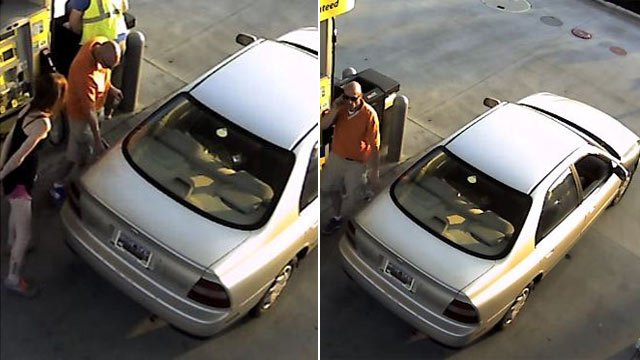 Deputies Say This Man And Woman Are Wanted In Connection With The Break Ins.