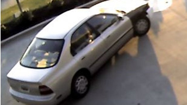 Deputies Say The Suspects May Be In This Car. (Source: Spartanburg Co.