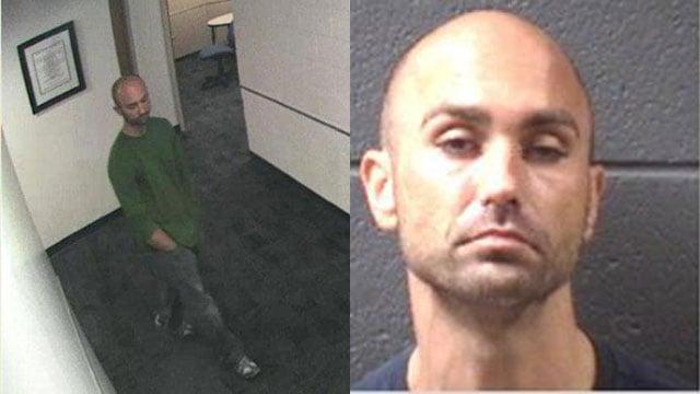 Jesse Bridges (Source: Asheville Police Dept.)