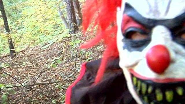 One of the frights at  Wompus Woods. (File/FOX Carolina)