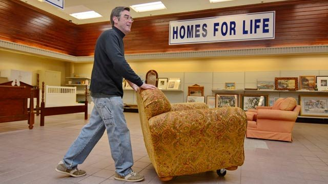 Local Charitable Organization Benefits From Furniture Sale Fox Carolina 21