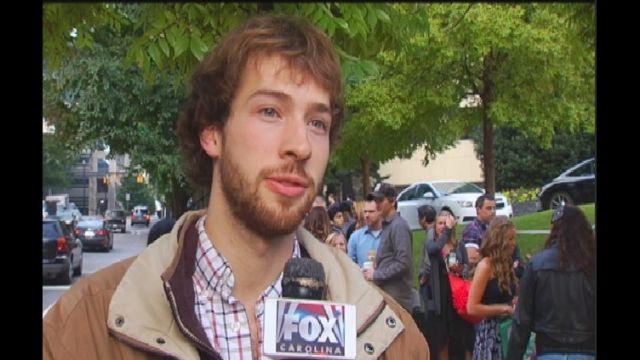 Sam Birchfield, contestant from Seneca (FOX Carolina)