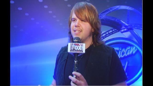 Caleb Johnson, contestant from Asheville (FOX Carolina)