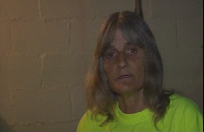 Pam Sweatt, the suspect's mother. (Oct. 30, 2013/FOX Carolina)