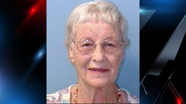 A Silver Alert has been issued for Lois McCall-Walsh (Source: Nixle)