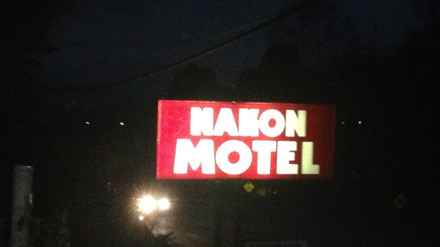 Deputies say a body found in the Nakon Motel is a homicide. (Nov. 6, 2013/FOX Carolina)