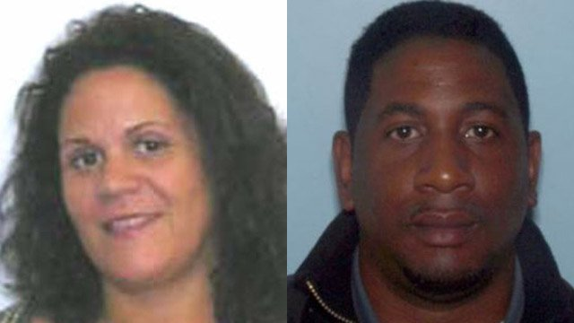 Liesha Harvey and Michael Stratton. (Source: Anderson Police Dept.)
