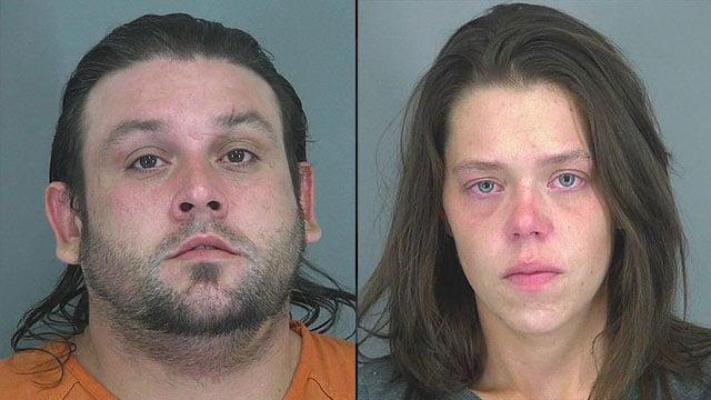 David Freeman and Joanne Kennedy (Source: Spartanburg Co. Detention Center)